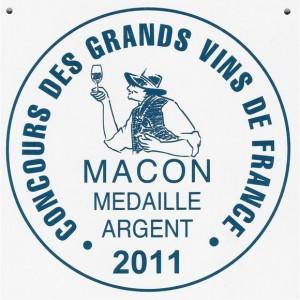 Medaille-Argent-Macon-2011-une