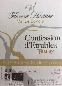 confession 2013