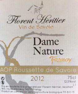 Dame nature 2012